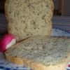 Medvehagymás kenyér