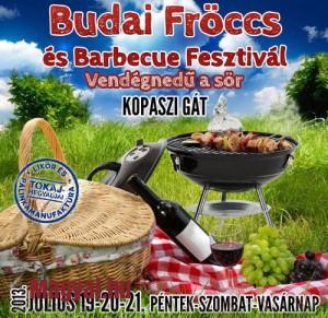 Budai Fröccs és Barbecue fesztivál