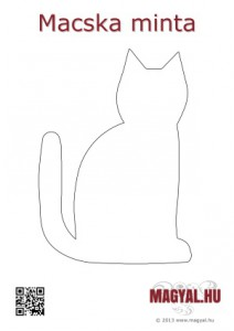 Macska minta