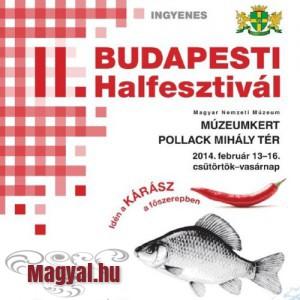 Budapesti Halfesztivál 2014