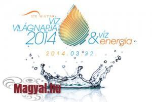 Víz Világnapja 2014