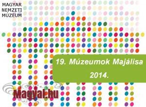 Múzeumok Majálisa 2014.