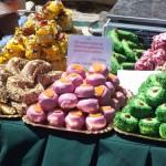Zsanna-manna sütemények