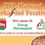 Karcagi Birkafőző Fesztivál 2014