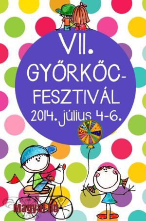 Győrkőcfesztivál 2014