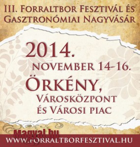 III. Forraltbor Fesztivál és Gasztronómiai Nagyvásár
