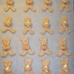 Mézeskalács figurák arccal