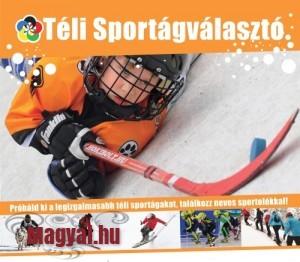 Téli Sportágválasztó 2015