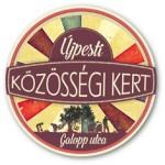Újpesti Közösségi Kert - Galopp utca