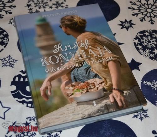 Steiner Kristóf : Kristóf konyhája. Mesés menük (nem csak) vegánoknak